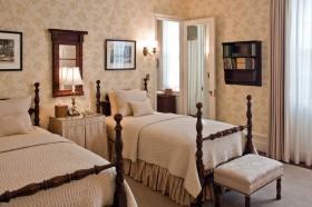 欧式卧室壁纸设计效果图