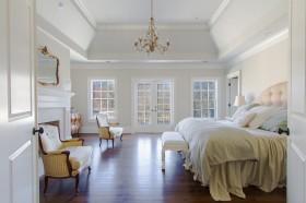 欧式大户型主卧室装修设计图