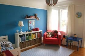 儿童房间装修效果图大全2013图片
