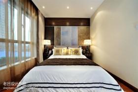 现代小卧室设计效果图