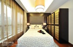 现代卧室衣柜设计效果图