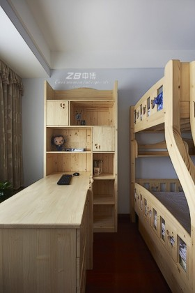 卧室书柜装饰设计图