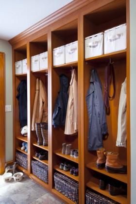 室内装饰效果图 玄关衣帽间装饰效果图