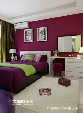 卧室装饰效果图 简约卧室装饰效果图
