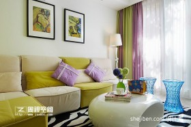 新房客厅装饰效果图