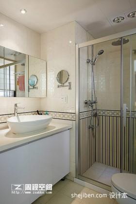 卫生间淋浴喷头图片