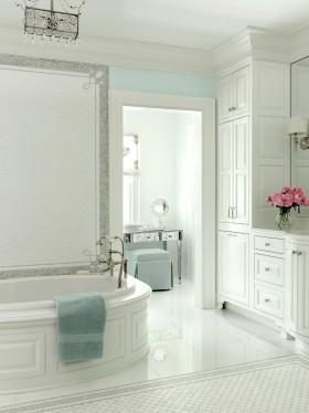 欧式大户型卫生间装饰效果图