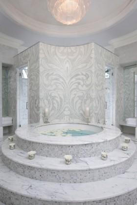 别墅卫生间设计效果图