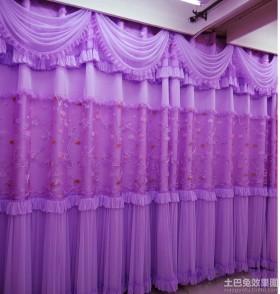 2013客厅窗帘设计装修效果图欣赏