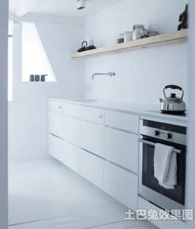 厨房间装修效果图