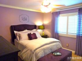 小户型卧室灯饰设计效果图