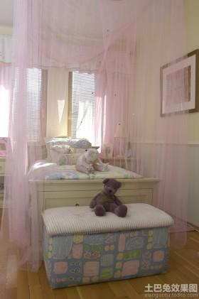 小户型女生卧室设计效果图