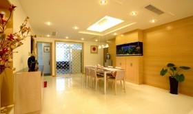 120平米房屋装修设计效果图