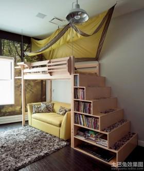 男儿童房间设计装修效果图