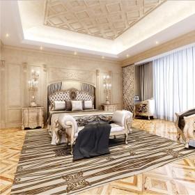 奢华欧式卧室装修效果图大全