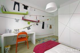 简约儿童房间装修效果图