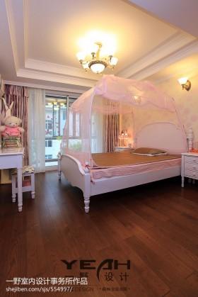 最新欧式卧室吊顶装修效果图欣赏