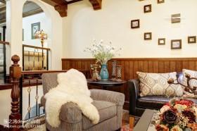 客厅照片墙装修设计