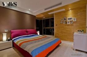 现代风格卧室装修效果图大全2013