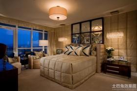 软包卧室装修效果图大全2013图片