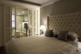 卧室床头软包效果图欣赏