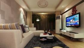 50平米小户型客厅装修效果图