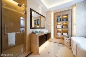 2013现代风格卫生间浴缸图片