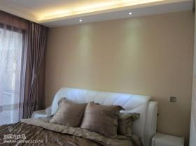 现代家装卧室装修效果图大全2013图片