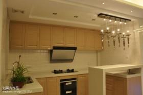 现代简约厨房设计效果图片大全