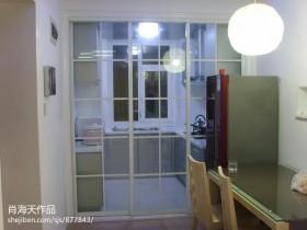 小厨房门装修效果图