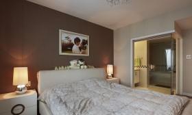 简约婚房卧室装修效果图大全