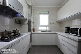 现代简约整体厨房装修效果图大全