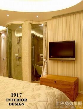 最新卧室背景墙装修效果图大全2013图片
