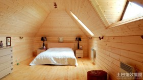 阁楼卧房设计