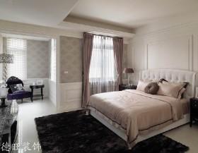新古典风格卧室装修效果图大全2013图片