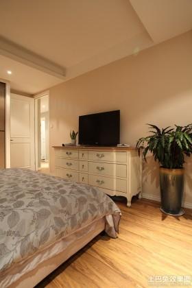 卧室电视背景墙装修效果图欣赏
