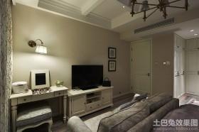小户型客厅电视背景墙效果图2013