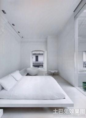 榻榻米床卧室装修效果图大全2013图片