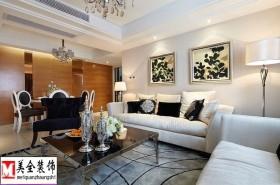 客厅沙发照片墙效果图图片