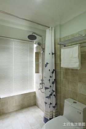 简约卫生间淋浴房装修效果图大全2013图片