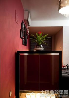 2013现代玄关装饰柜图片