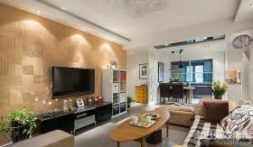 家装客厅电视背景墙效果图大全2013图片
