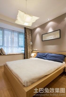 日式简约卧室榻榻米装修效果图