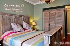 乡村风格卧室装修效果图欣赏