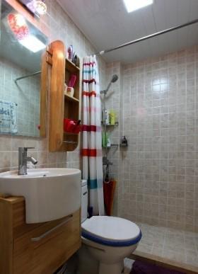 50平米小户型卫生间瓷砖图片