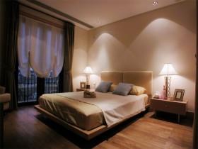 整体卧室床头软包装修图片