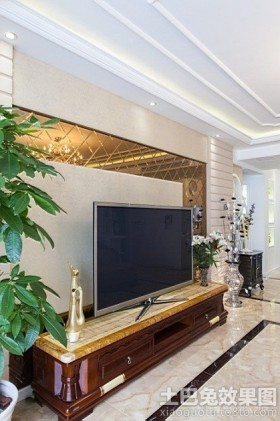 最新电视背景墙装修效果图大全2013