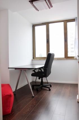书房书桌装修效果图欣赏