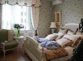 田园风格卧室室内装修效果图