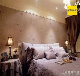 卧室壁纸装修效果图欣赏2013